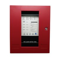 Easy Control Conventional fire alarm control panel fire fighting equipment