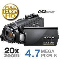 Samsung HMX-H205BN/XAA HD Camcorder
