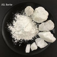 Manufacturer 96%-98% Barite lump/Barium Sulfate/Barytes for Floor Paint,Coating,Ink