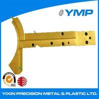 Aluminium3003 cnc machining oxidation anodized precision machined part thumbnail image