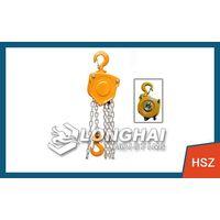 0.75 tons mini chain lever hoist lever hoist installation [equipment] Longhai thumbnail image