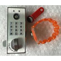 Stainless Steel Electronic Smart Cabinet Lock Safety Digital Cabinet Locker Password Lock