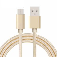 High Quality USB 2.0 Nylon Braided Micro USB Charger Date Sync Cable