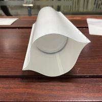 XHL-SUB175175 White Sublimation Shrink Film Sleeve Shrink Wrap for Skinny Tumbler
