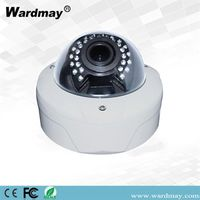 8MP 4K 80dB WDR H. 265 Ik10 Vandal Resistant CCTV Dome Network IP Camera thumbnail image