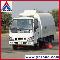 YHQS5050B Road Cleaner Truck