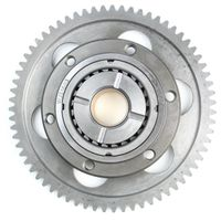 Yamaha Grizzly 660 Starter Clutch With Idler Gear