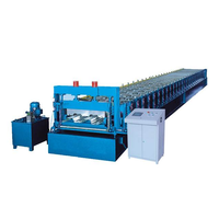 Type-688 Bearing Plate Press Type Used Roll Forming/Automatic Forming Machine with High Efficiency a
