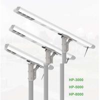 3000lm 135WH Solar LED street light Hyperion