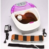 ion detox foot spa with basin