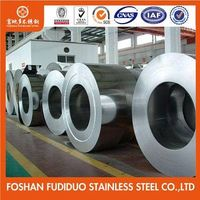 ASTM 201 2B Cold Rolled Stainless Steel Coil