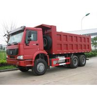 SINOTRUK HOWO Chassis 6X4 Dump Truck (18T)