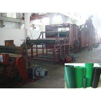Roll Mesh PVC Coating Line