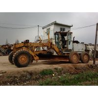 second hand motor grader MITSUBISHI MG430-E MOTOR GRADER machine equipment for sale