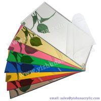 Acrylic/pmma/plexiglass/perspex Mirror Sheet
