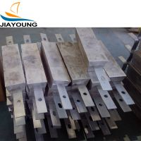 Zinc Sacrificial Anode For Ship