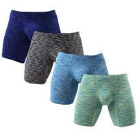 Men's Seamless Boxer Brief