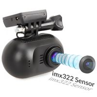 "Jusky Mini 0903 1.5"" Car DVR With GPS Wifi Novatek 96655 Dash Cam Full HD 1080P Car Camera Video Reg"