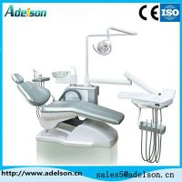 Factory price dental chair , dental equipment with standard dentist stool ADS-8500