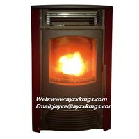 European style Wood pellet stove with High efficiency