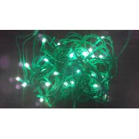 2.43RMB 75L Rice light 8.5m pvc colourful string light festival for christmas holiday  decoration tr
