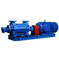 DG series horizontal single suction multistage industrial boiler feed Pump
