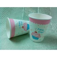 Disposible paper cup