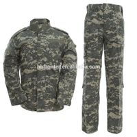 Army combat uniform pants shirt - ucp universal camo