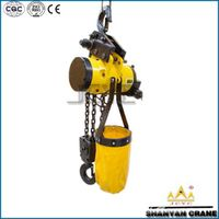 Pneumatic Chain Hoists with good quality