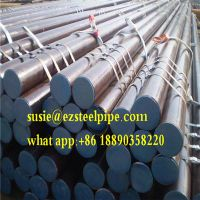 Cold Rolled/ Hot Rolled Seamless Round Precision Steel Pipe Steel Tube