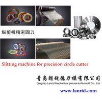 Slitting slitting machine knife thumbnail image