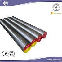 Hot forged alloy special steel round bar 1.2343