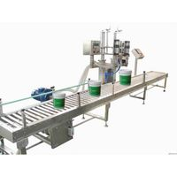 Weighing Filling Capping Machine