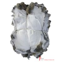 Hare Rabbit Fur Skin