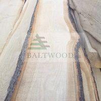 KD white oak timber