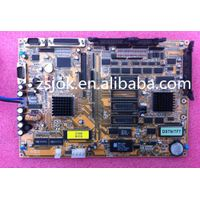 Techmation 2386 mother board / display card/Memory board