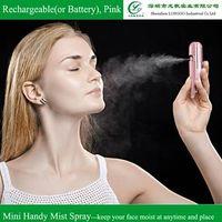 Nano Mist Spray, Facial Steamer, handheld nano facial spray.Facial moisturizing tools thumbnail image