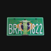 Decorative Car License Plate