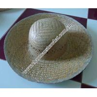 Straw hat for men
