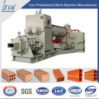 Fully Automatic Earth Hollow Paving Clay Brick Block Burning Making Machine Production Line thumbnail image