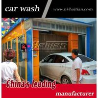 CE HAITIAN TX-380B 9 brushes 4 dryers tunnel car wash price china