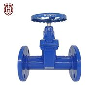 NRS Resilient seated gate valve Gland type DIN3352 F5