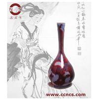Enamel gifts(Swan vase)