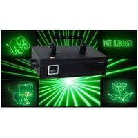 5000MW single green animation laser light YK-701