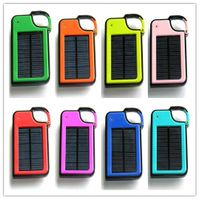 solar charger for iphone, blackberry, samsung, nokia, motorola thumbnail image