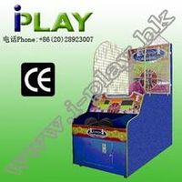 COIN OPERATED JUNIOR BASKETBALL AMUSEMENT MACHINE FOR SALE 2014