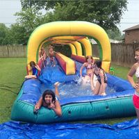 hot sale inflatable wet slide/slip N slide inflatables cheap price for sale