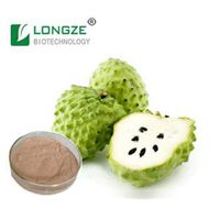 Factory supply 100% Pure Natural soursop fruit