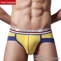 best quality cheap briefs online men underwear factory OEM/ODM