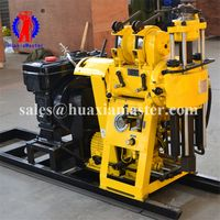 supply HZ-130Y expoloration drilling rig/rock core drilling rig /fast water well drilling machine thumbnail image
